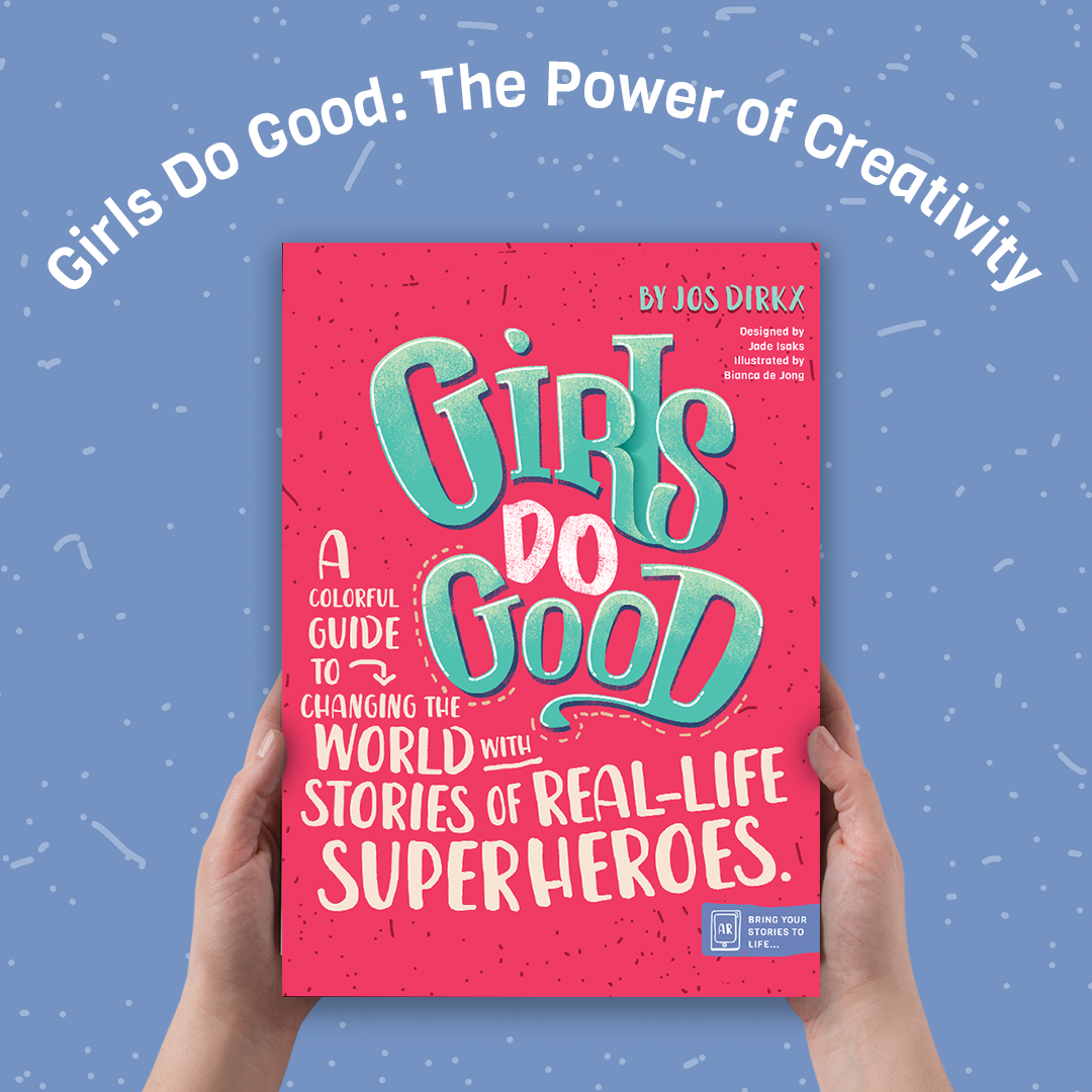 Girls Do Good: the power of creativity. – NCT Matters